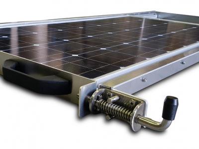 slide out solar panel kit 2