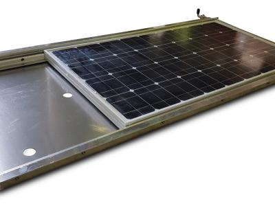 slide out solar panel kit 3