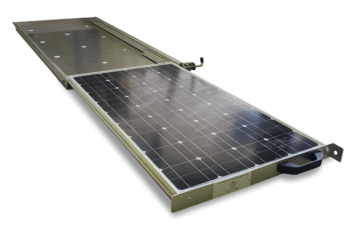 slide out solar panel kit 6