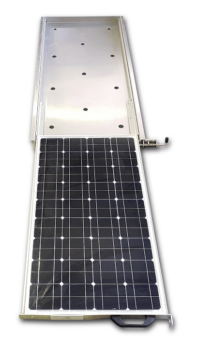 slide out solar panel kit 7