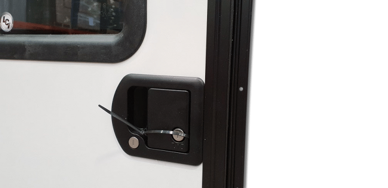 Caravan RV Door 17