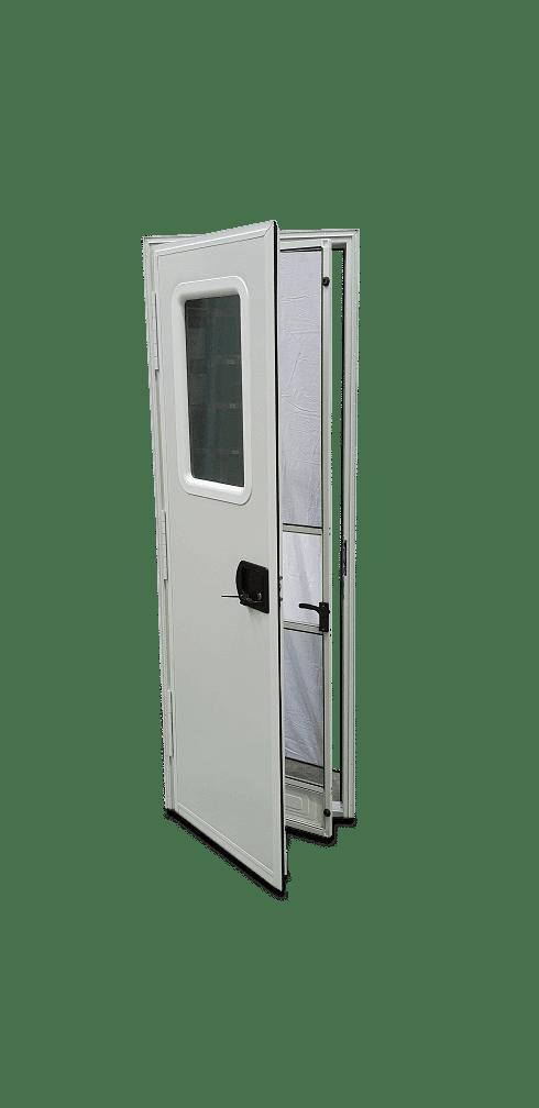 Caravan RV Door 6