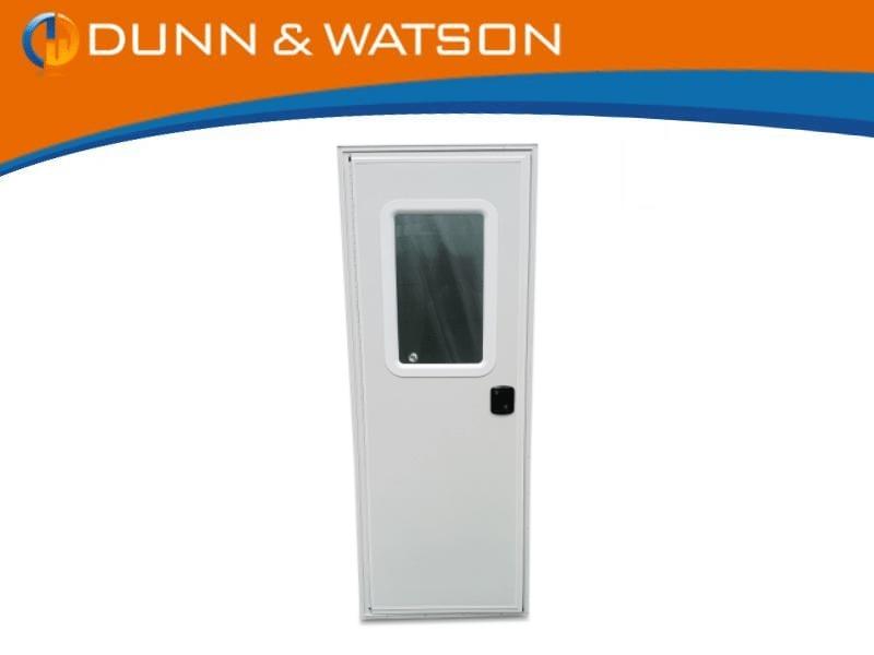 white square door window no screen