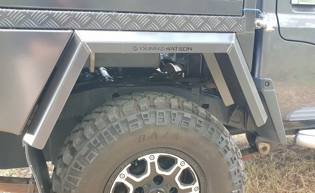 4wd And Trailer Aluminium Wheel Arches Trailer Parts Direct