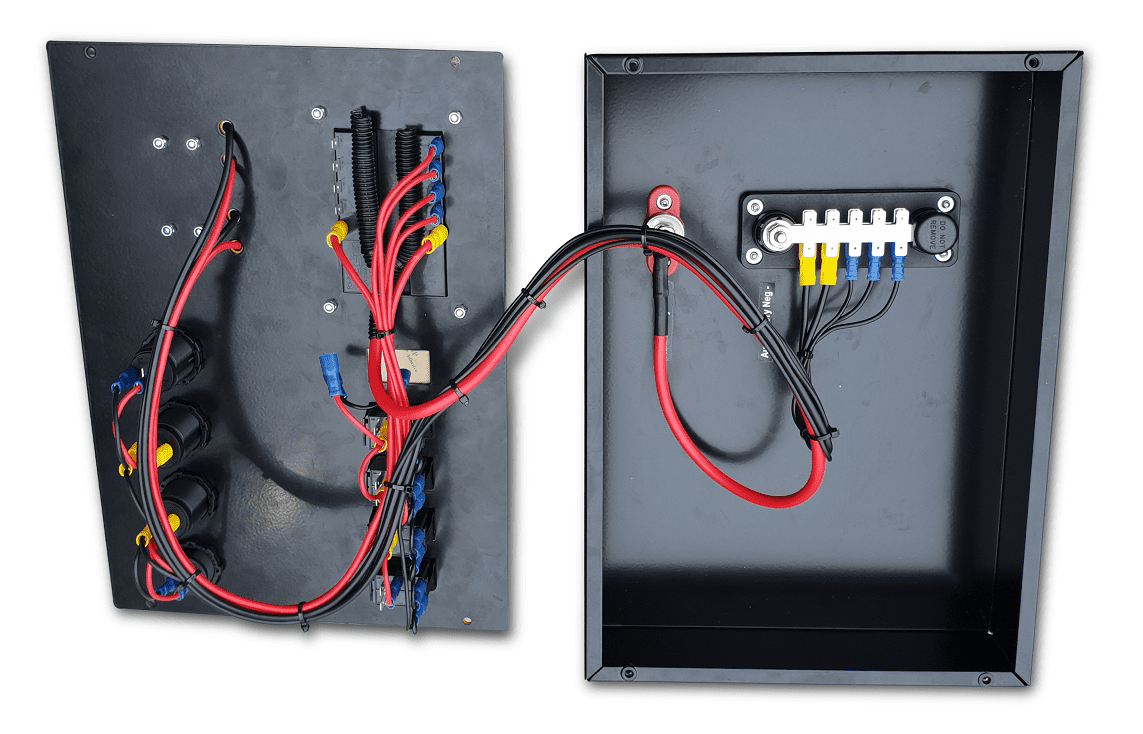 Canopy Control Panel Trailer Parts Direct