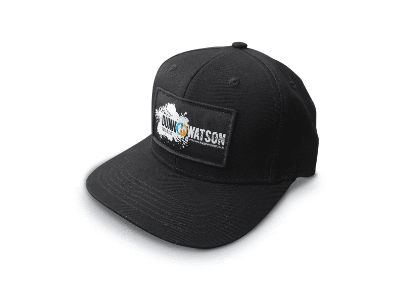 hat black square 1