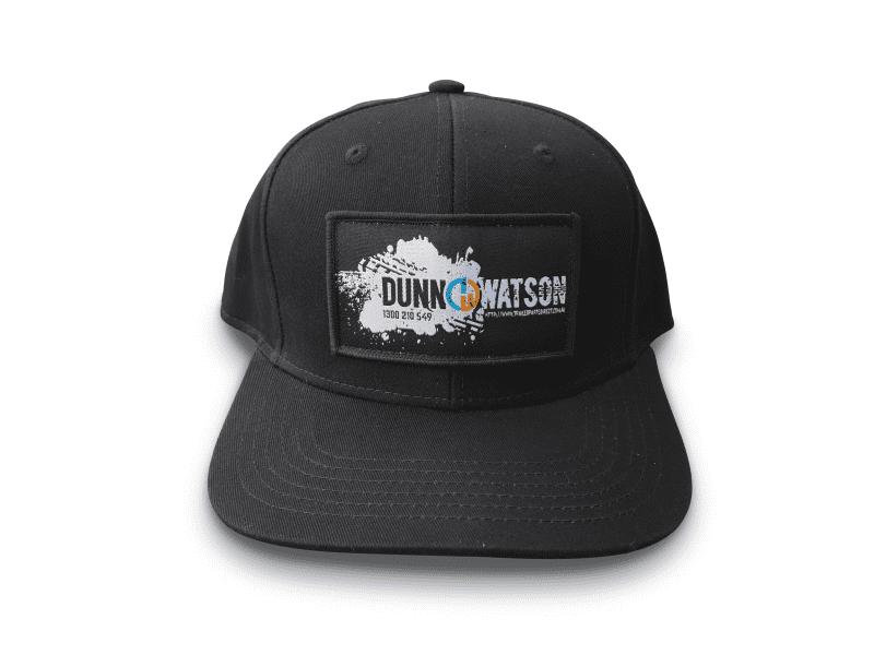 hat black square 2