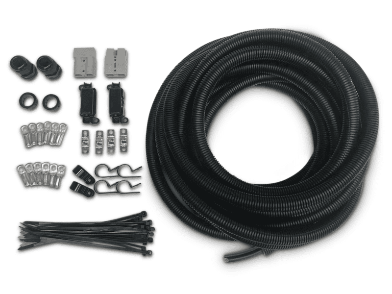 wiring kit charger