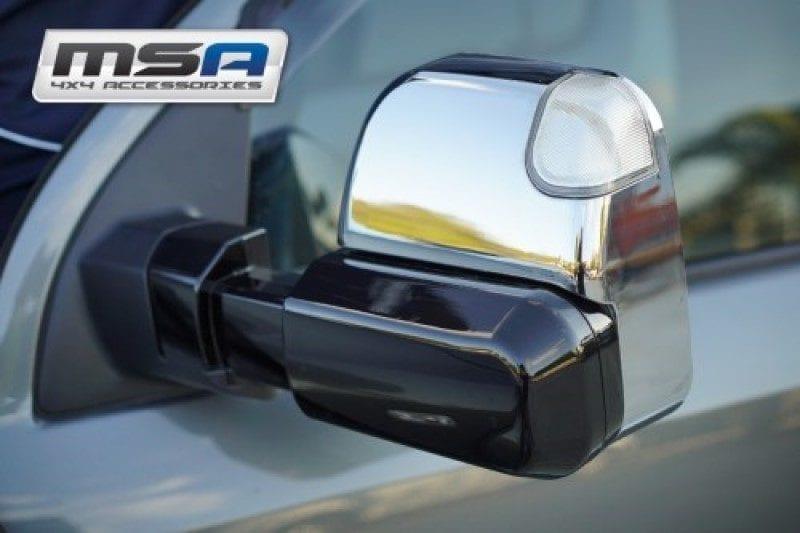 Toyota Hilux MSA 4X4 mirror