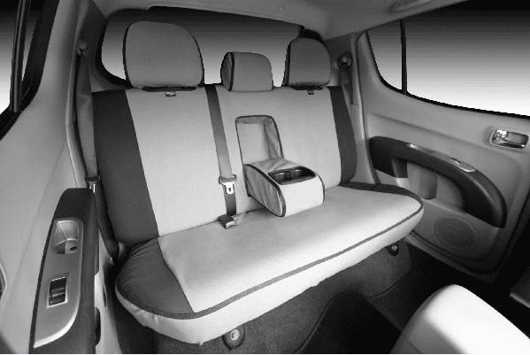 msaa seat cover rear