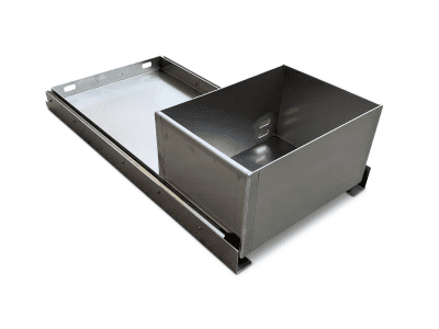 tunnel boot tray and drawer 3