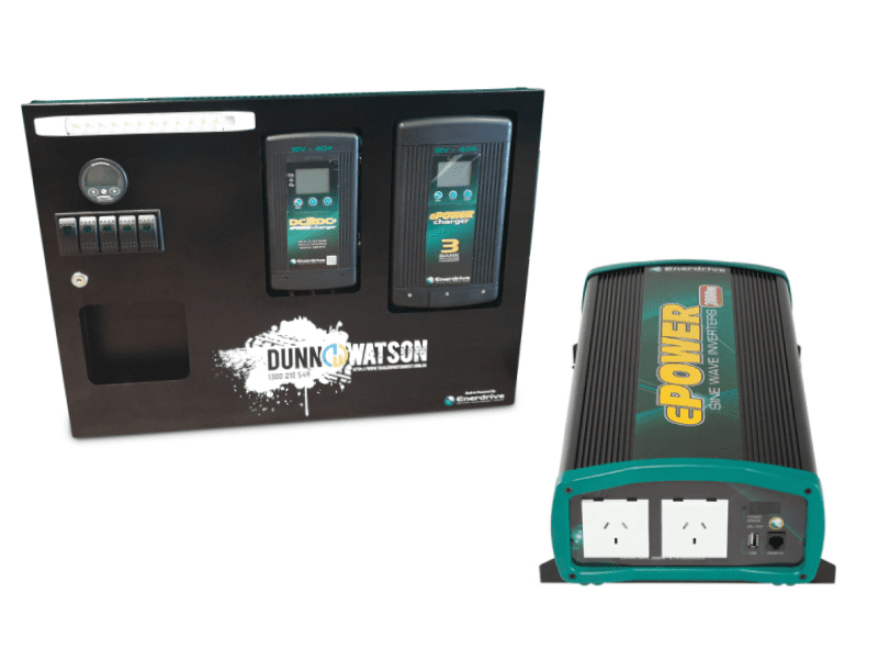 enerdrive board inverter